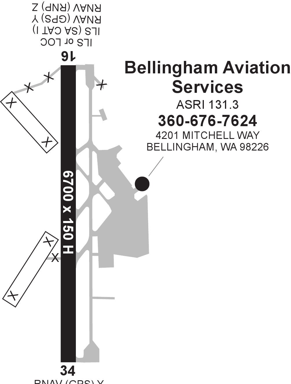 bellingham aviation services