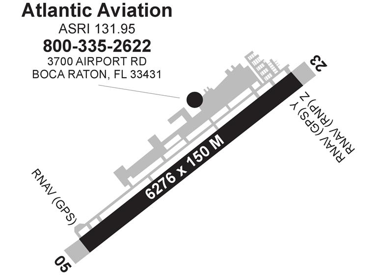 Atlantic Aviation Boca Raton Ac U Kwik