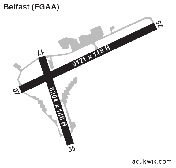 egaa  belfast international  aldergrove  general airport information